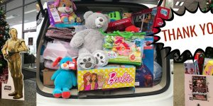 2017 Partnership with Josephine County Toys for Tots | Thank You!