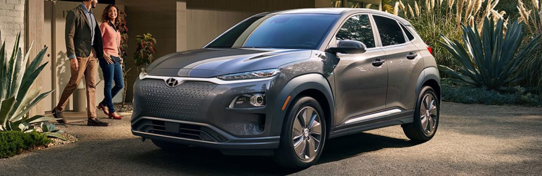 Hyundai Kona Wins 2019 North American Utility Vehicle of the Year