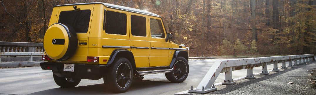 2018 mercedes benz g class updates and upgrades for Mercedes benz of new rochelle