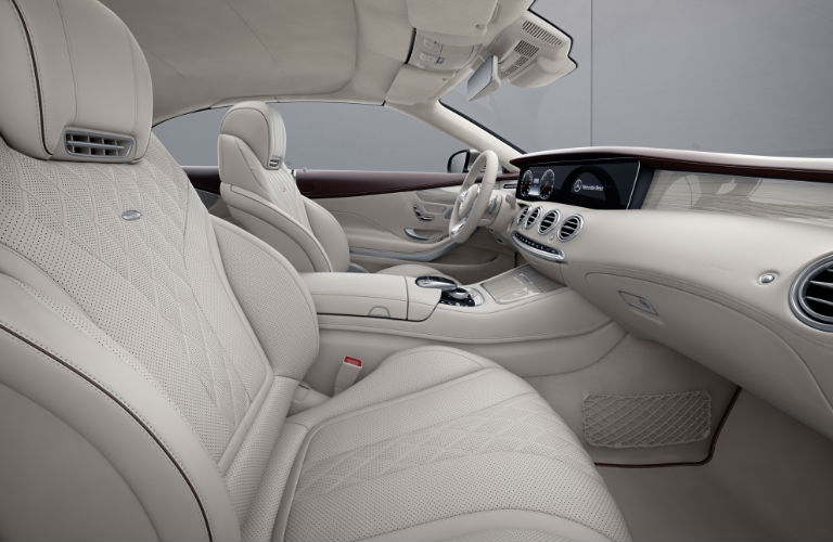 2019 S-Class Cabriolet Exclusive Edition Cabin