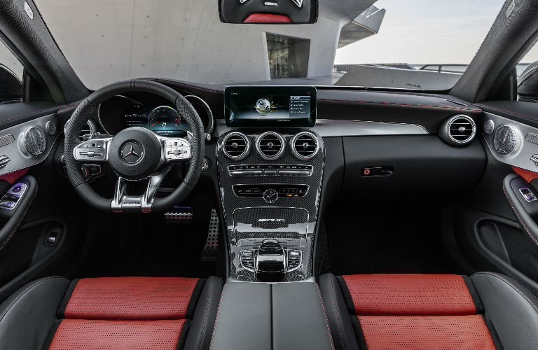 2019 Mercedes-AMG® C 63 Models Redesign and Interior Features