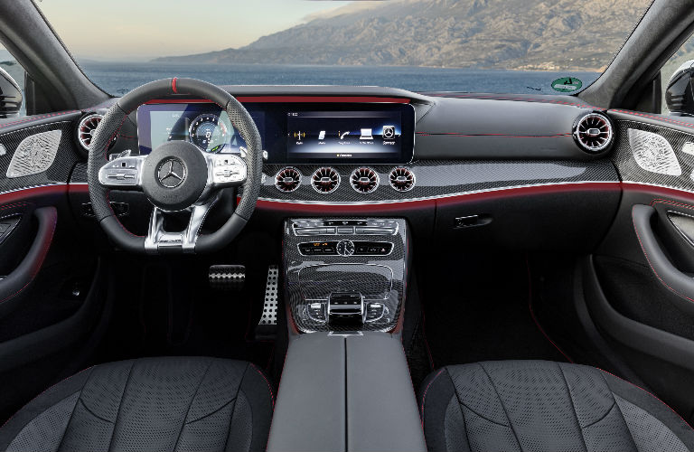 2019 AMG CLS 53 Command Center