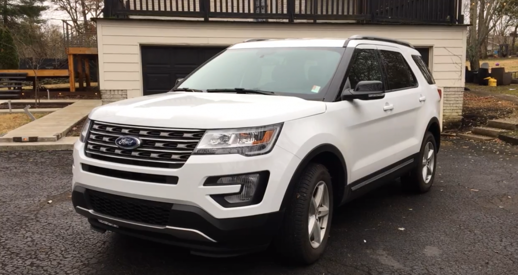 Jaci S Favorite Things The 2017 Ford Explorer Charles