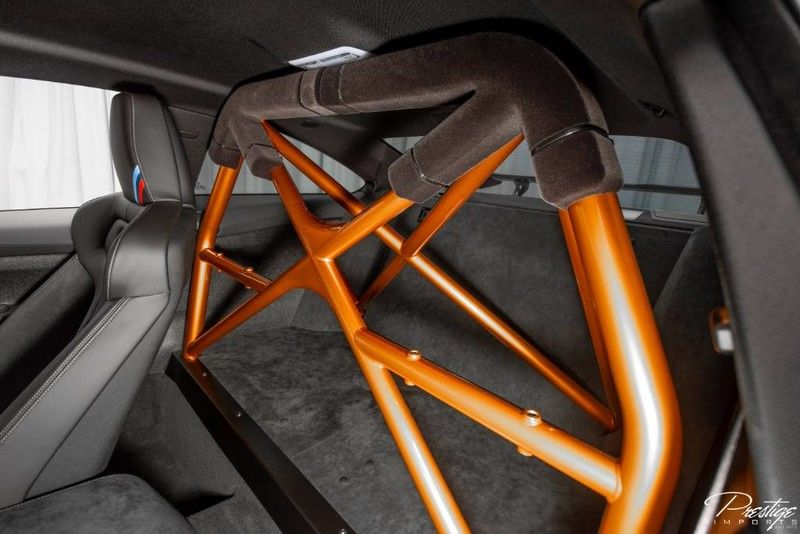 2016 BMW M4 GTS Interior Cabin Roll Cage