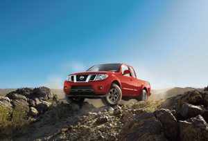 The 2018 Nissan Frontier was the top-rated midsize pickup for the third consecutive year in the 2018 J.D. Power Initial Quality Study.