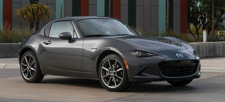 what s new for the 2018 mazda mx 5 miata. Black Bedroom Furniture Sets. Home Design Ideas