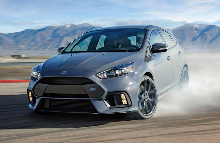 2018 Ford Focus Rs Engine Specifications And Top Speed