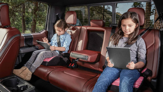 Best 2018 Ford Vehicles for Child Car Seats