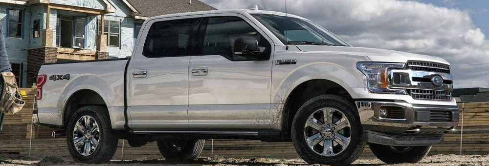 Differences between the 2018 Ford F-150 Regular Cab, Crew