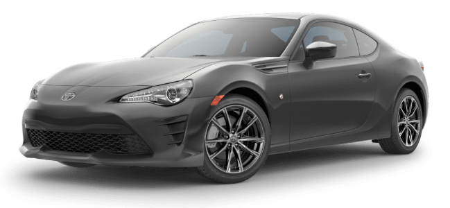 2020 Toyota 86 in Pavement