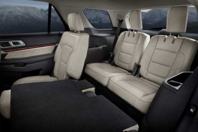 Cool How Many People Can Fit In The 2018 Ford Explorer Creativecarmelina Interior Chair Design Creativecarmelinacom